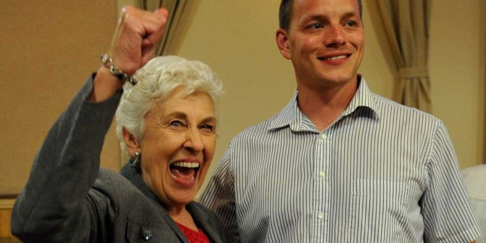 Nancy Denson wins four more years as Athens mayor